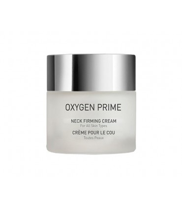 Neck Firming Cream - GiGi - Oxygen Prime - 250 ml